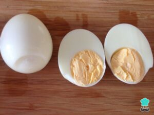 Boiled Egg Time Tips