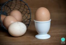 Boiled egg time