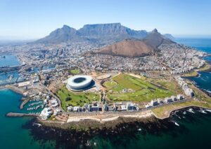 cheap places to travel - south africa