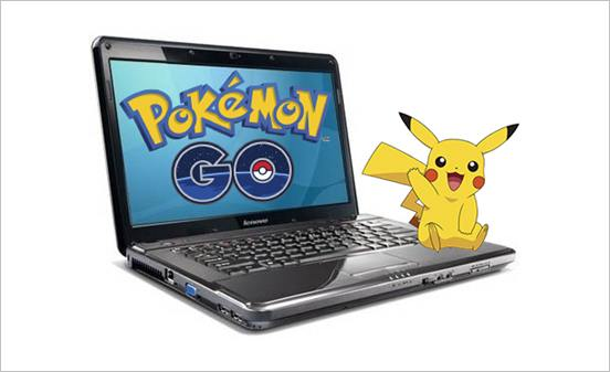 pokemon go pc