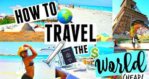 travel the world cheap