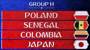 Group H - Russia World Cup