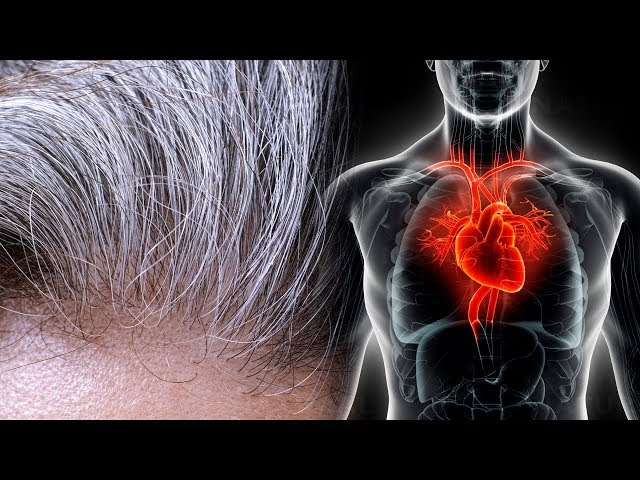 Got Grey Hair? Here's What It Says About Your Health